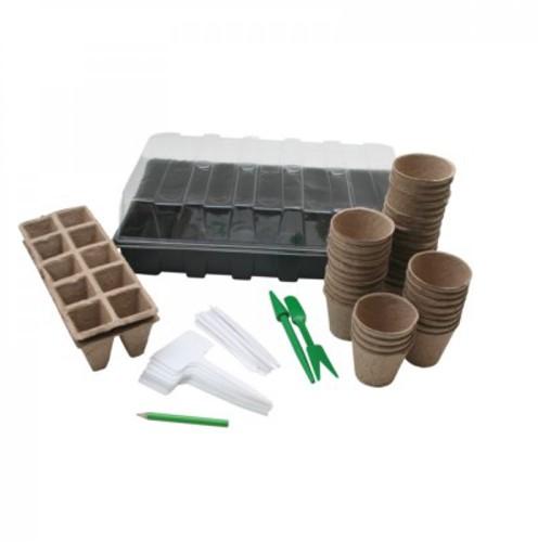Plant groei kit 84 stuks zaaipotten voorkiemen