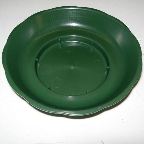 Schaaltje voor steekschuim PLASTIC junior FLORAL BOWL GREEN PAK 25 low budget