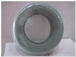 Steekschuim krans  17, 5 cm. p/st