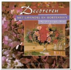 Decoreren met Lavendel en Hortensia op=op Decoreren met Lavendel en