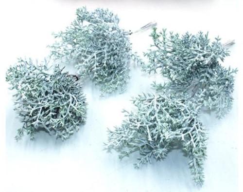 Corsage pick white per bundel van 6 Corsagebijsteker