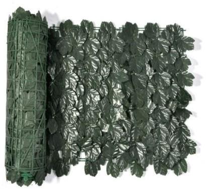 GreenWall op rol 50*300cm Groenwand of afscheiding Flowerwall