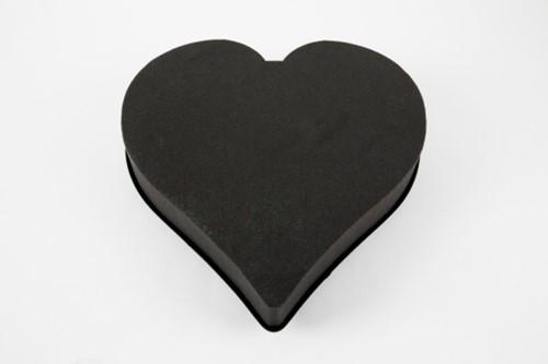OASIS® EYCHENNE® ALL BLACK™ HART 28cm Oasis Black Zwart steekschuim Oase