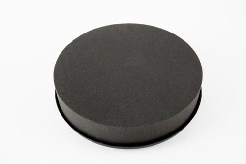 OASIS® EYCHENNE® ALL BLACK™ KUSSEN 22cm Oasis Black Zwart steekschuim Oase