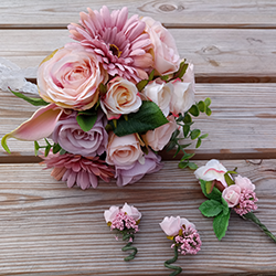 B2B - Voorpag - Banner - Boeket roze