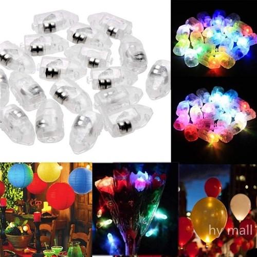 Ballon Accessoires Ballon Lampjes  +/- 10st