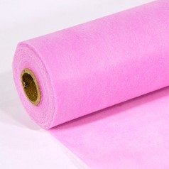 Colorflor PER ROL 25 meter diverse kleuren - soft pink 3 [210] Colorflor PER ROL 25 mete