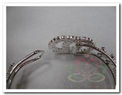 Corsage, polscorsagearmband Dubbelringen 002