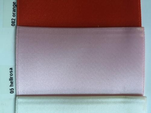Lint voor Lintprinters Creative Ribbon 75mm HELLROSA 25m stevig kwaliteits lint Dubbelsatijn