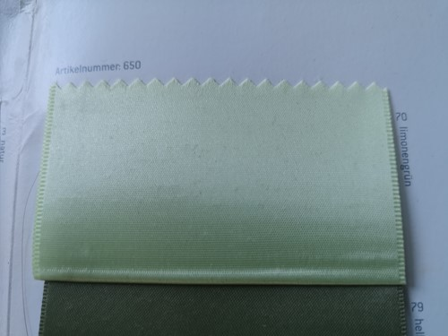 Lint voor Lintprinters Creative Ribbon 75mm LIMONEGRUN 25m stevig kwaliteits lint Dubbelsatijn