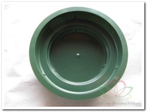 Junior Schaal Oasis Groen  - groen low budget