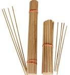 Tonkin Bamboe stokjes naturel 70 cm lang. PER 20 STUKS! - 70 cm Tonkin Bamboe s